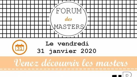 Forum des Masters
