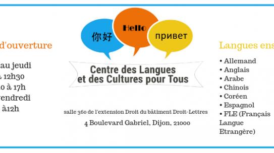Cours de Langue des Signes Française au Centre des Langues et des Cultures pour Tous